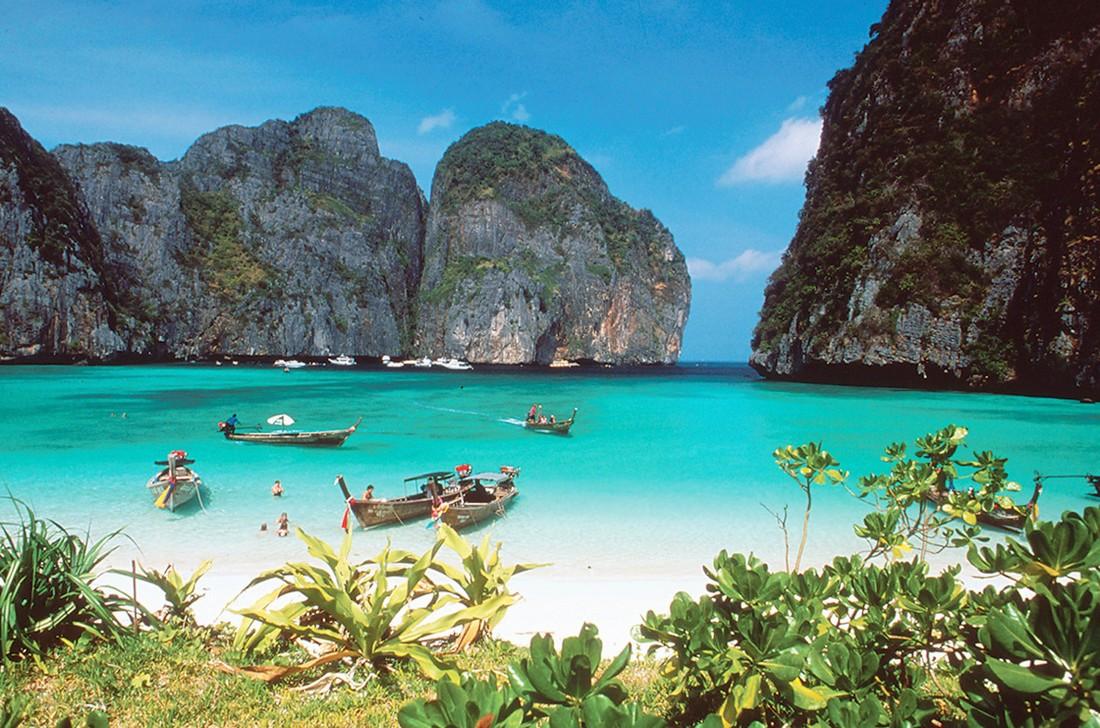 Забронировать гостиницу в Таиланде