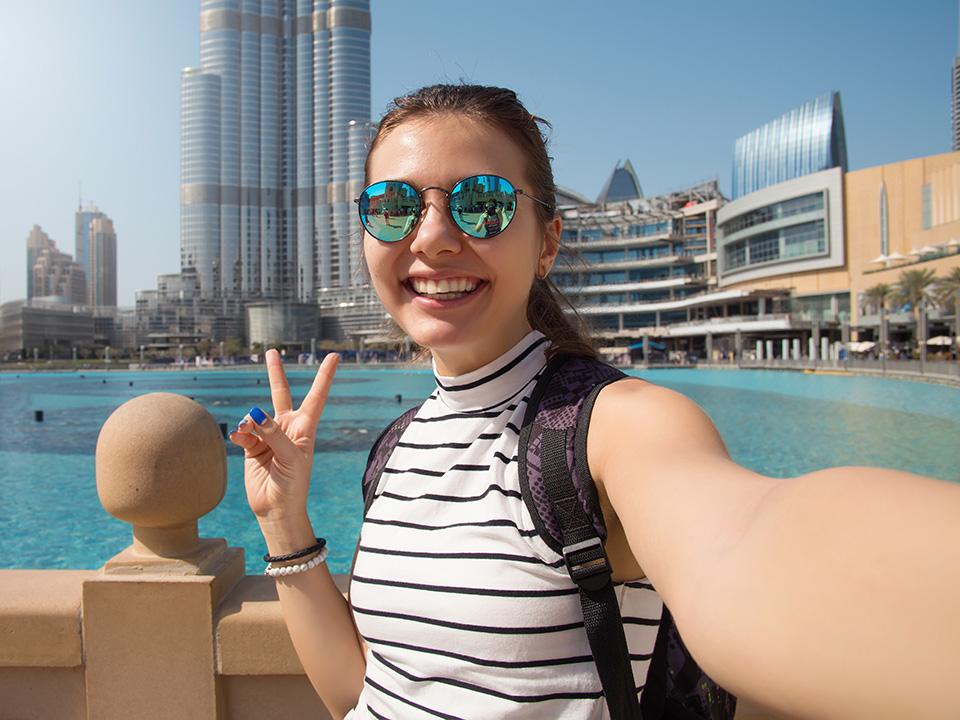 когда лучше ехать в Дубай?